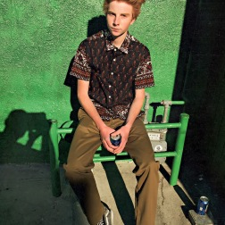 Supreme 2014 Spring/Summer Editorial by GRIND Magazine