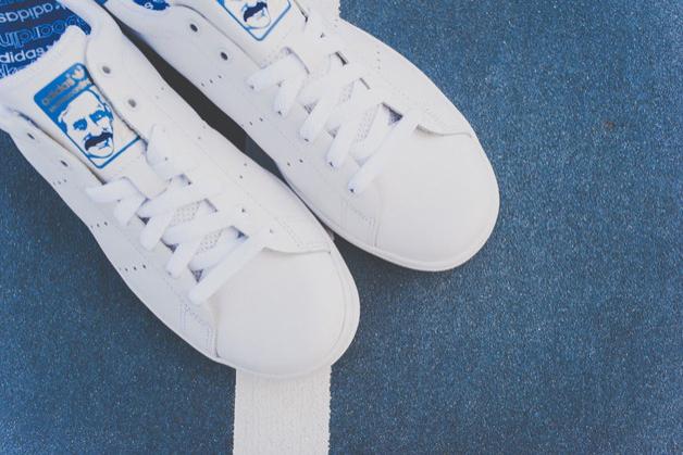 Adidas Smith Azules