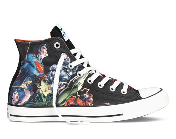 CONVERSE CHUCK TAYLOR ALL STAR – DC COMICS COLLECTION