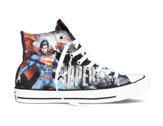 CONVERSE CHUCK TAYLOR ALL STAR – DC COMICS COLLECTION