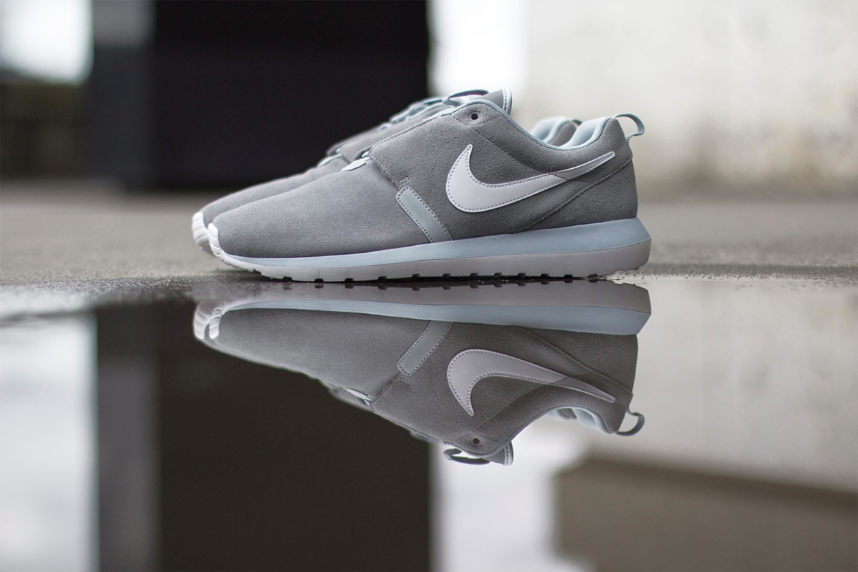 "Nike Roshe Run Natural Motion ""Light Magnet Grey"""