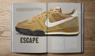 "SNEAKER FREAKER X NIKE – ""GENEALOGY OF INNOVATION"" BOOK"