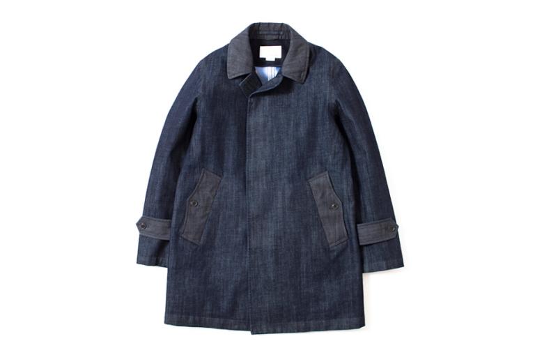 nanamica 2014 Fall/Winter Denim GORE-TEX Outerwear