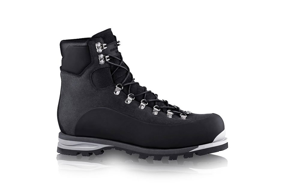 Louis Vuitton Alpinist Ankle Boots