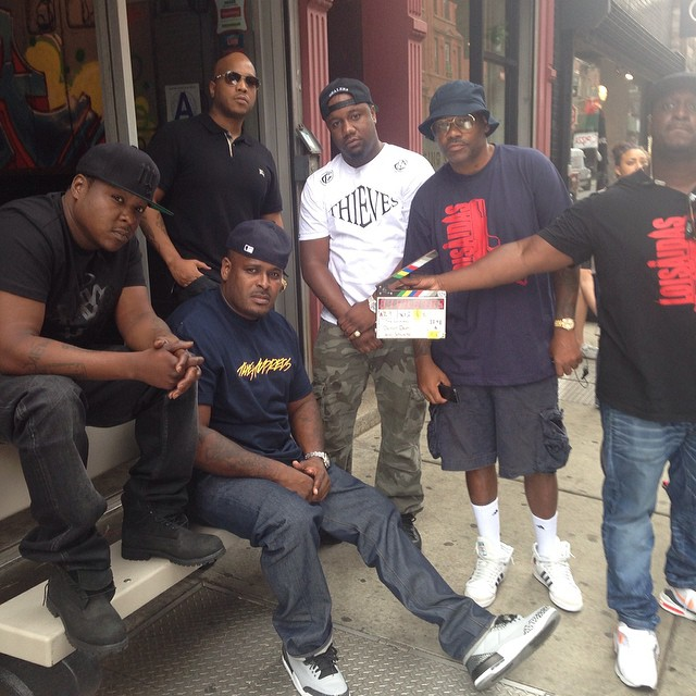 The LOX – Try Me (Remix)