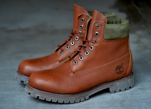 TIMBERLAND LEVEL 61 6-INCH BOOTS