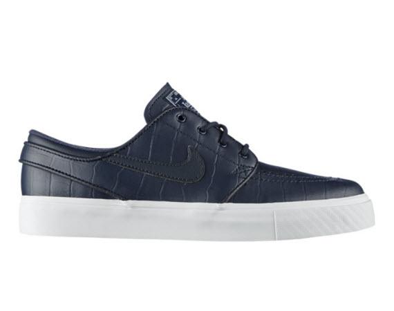 """sale retailer fe8df c7897 nike-sb-zoom-stefan-janoski-blue-croc-0thedropnycNIKE SB ZOOM STEFAN JANOSKI  – """"BLUE CROC"""""""