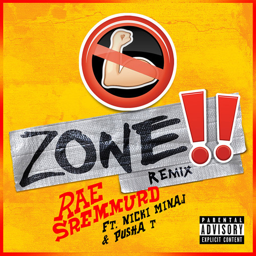 Rae Sremmurd ft. Nicki Minaj & Pusha T – No Flex Zone (Remix)