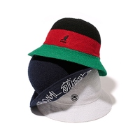 Stussy x Kangol Bucket Hat Collection