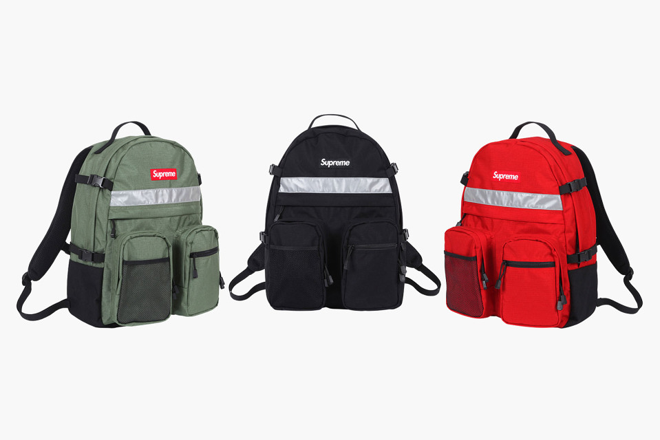 Supreme Fall/Winter 2014 Luggage Collection