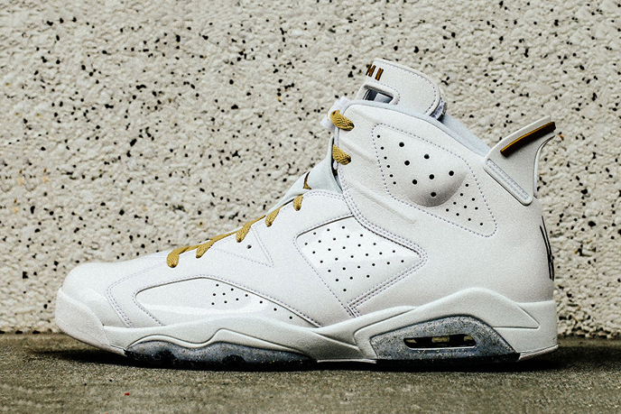 "Air Jordan 6 Kawhi Leonard ""Ring Ceremony"" PE"