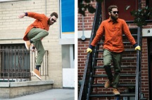 Chari & Co. 2014 Fall/Winter Lookbook