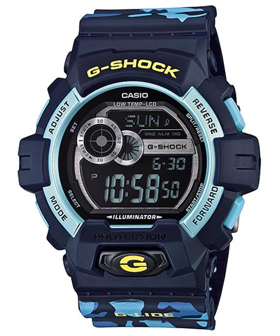 CASIO G-SHOCK G-LIDE GLD-8900 CM WATCH – CAMOUFLAGE SERIES