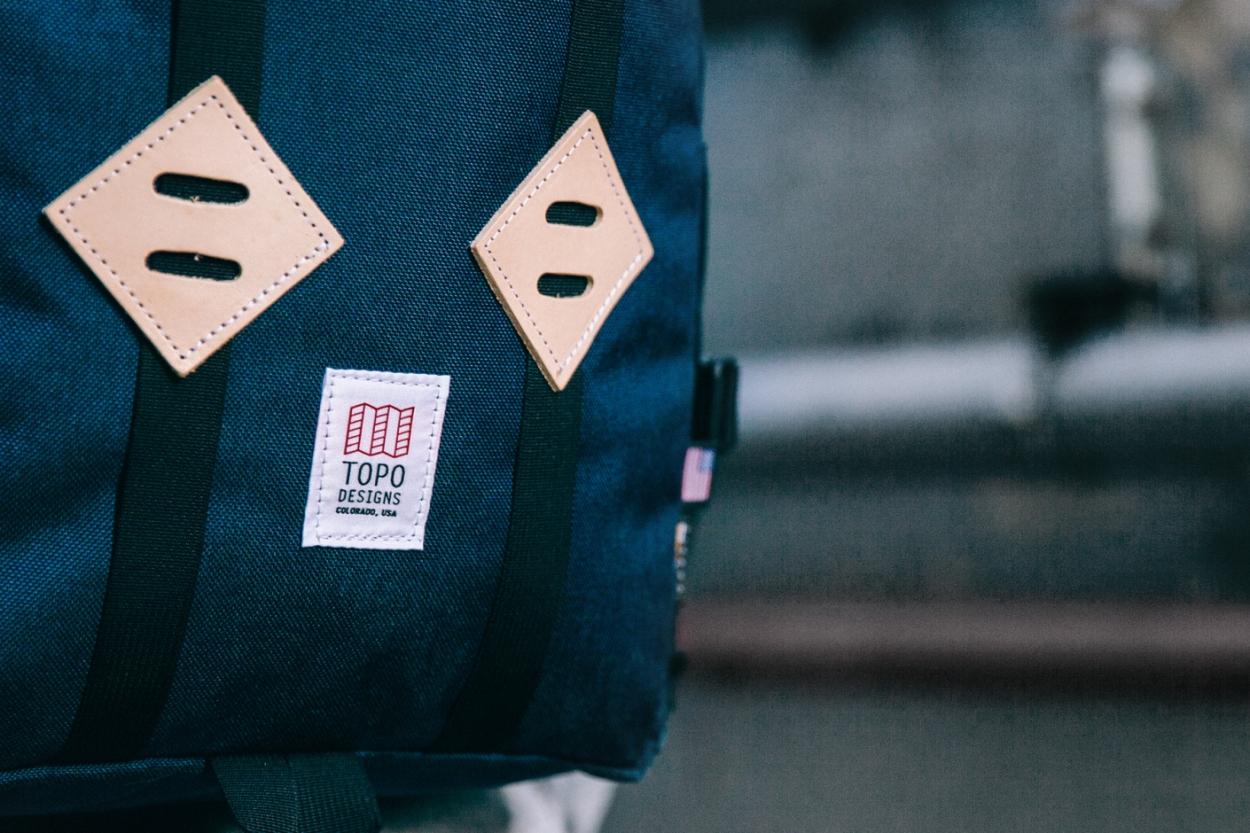 Topo Designs 2014 Fall/Winter Backpacks
