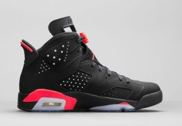 AIR JORDAN 6 RETRO – BLACK/INFRARED23 - NIKESTORE RELEASE INFO