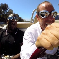 Comedians In Cars Getting Coffee by Jerry Seinfeld x Kevin Hart