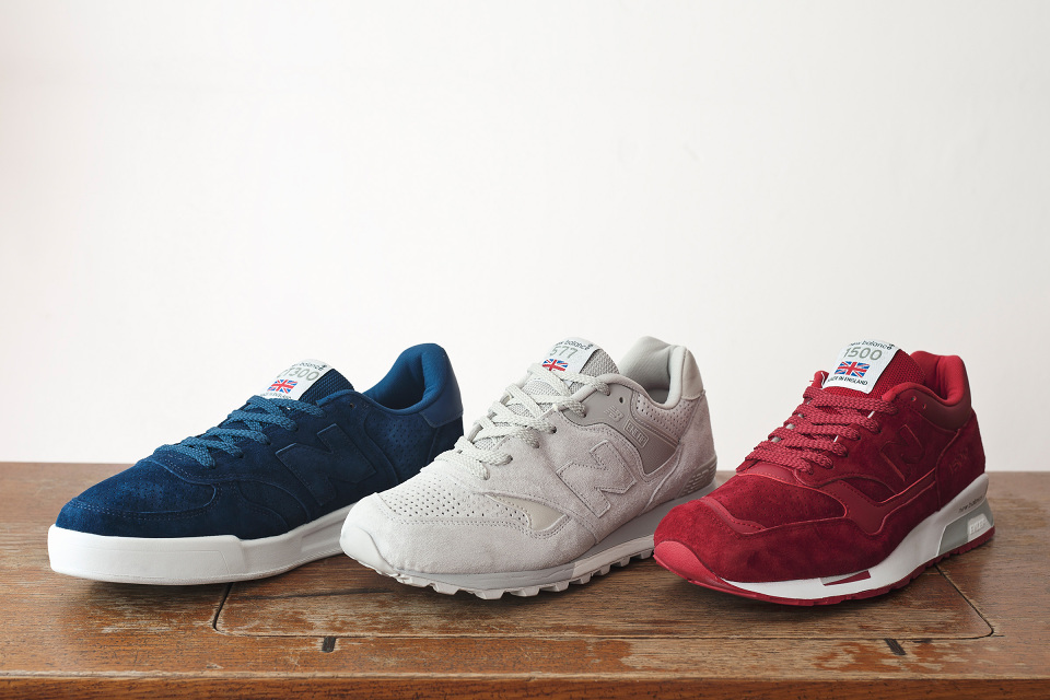 New Balance Spring/Summer 2015 Made in UK Pack
