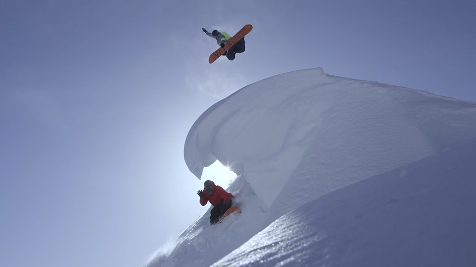 Watch the New Snowboarding Film 'Pathology'