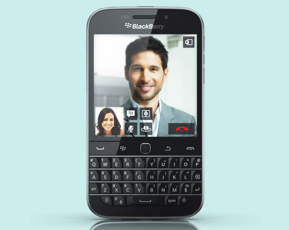 BLACKBERRY CLASSIC - OFFICIALLY UNVEILED