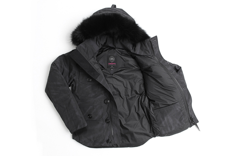 Canada Goose Selkirk Parka Overview (Concept Collaboration