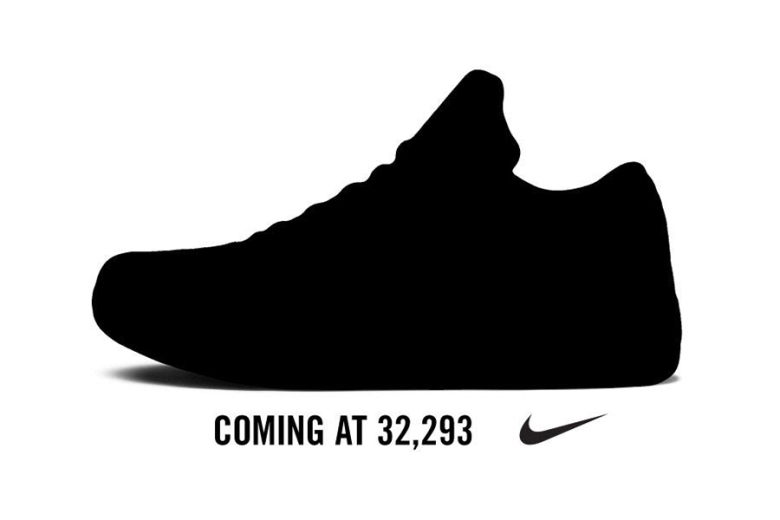 The New Kobes are Just 77 Points Away