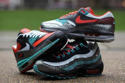 """Nike Air Max """"Kabutomushi"""" Collection"""