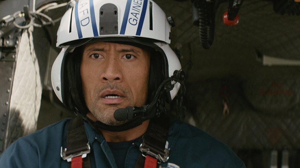 Enjoy the Trailer for 'San Andreas' starring The Rock
