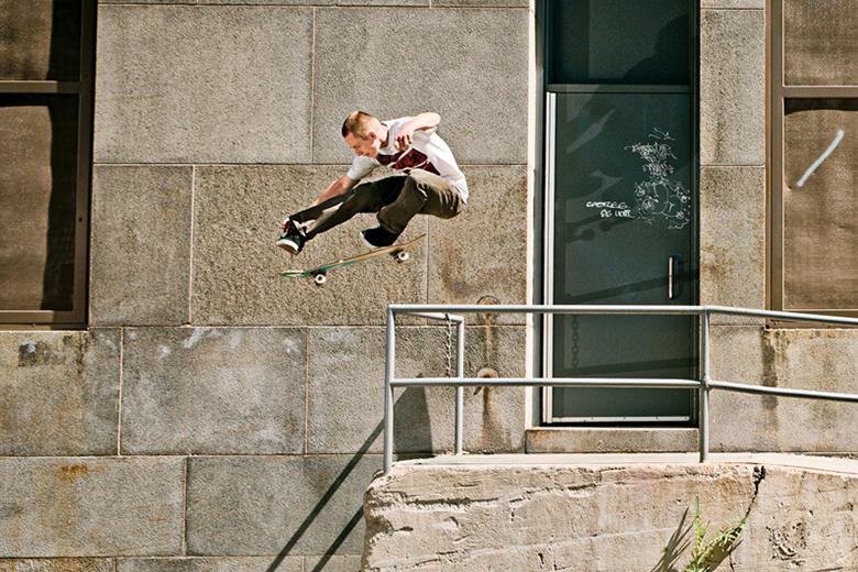 Skateboarding, Zoo York, Videos, Thrasher Magazine, Brandon Westgate
