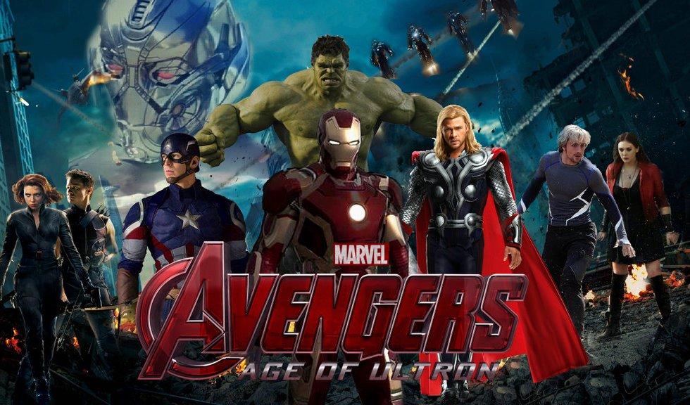 Marvel Releases New Avengers: Age of Ultron Trailer