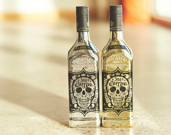 JOSE CUERVO 220TH ANNIVERSARY LIMITED EDITION ESPECIAL BOTTLES