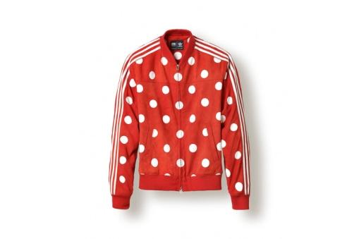 """Pharrell Williams x adidas Originals Consortium """"Big Polka Dots"""" Track Jacket"""