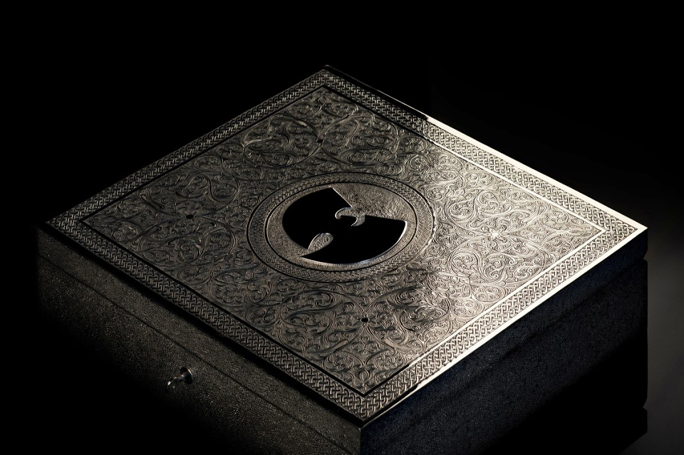 Wu-Tang's 'Once Upon a Time in Shaolin' to be Auctioned Online