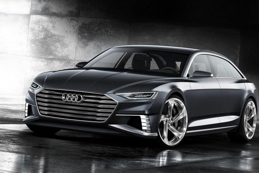 AUDI PROLOGUE AVANT PLUG-IN HYBIRD CONCEPT UNVEILED