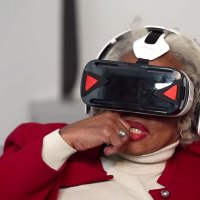 Watch These Seniors Try Virtual Reality Porn for the First Time