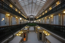 America's Oldest Mall Turned into Micro-Loft Community