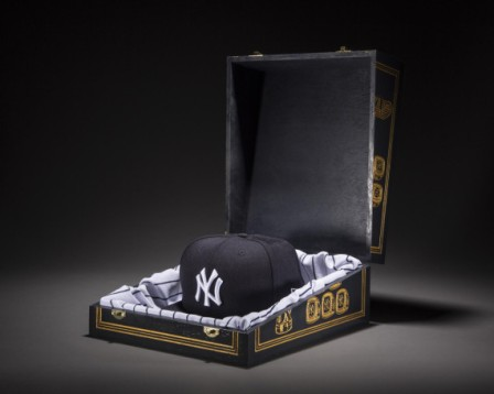 NEW ERA FOR ATMOS NYC – NY YANKEES DEREK JETER FITTED HAT