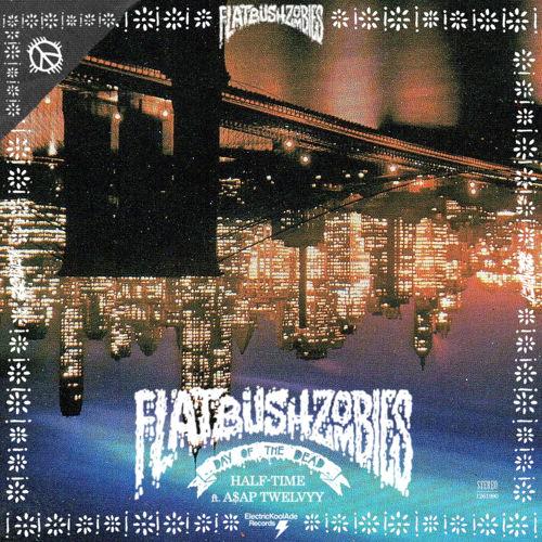 Meech of Flatbush Zombies ft. A$AP Twelvyy – Half Time