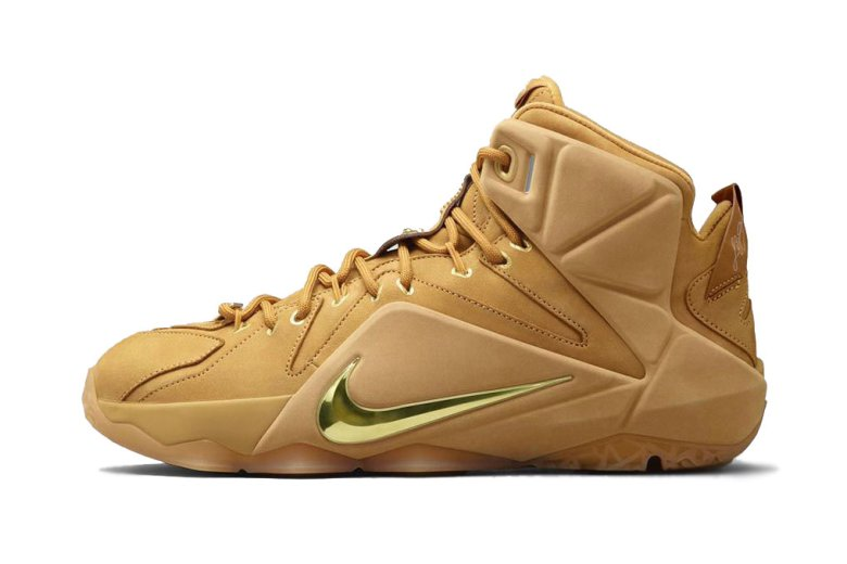 ee57075111126 lebron 12 ext wheat