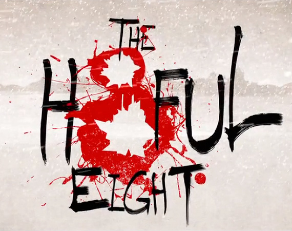 "PREVIEW QUENTIN TARANTINO'S ""THE HATEFUL EIGHT"""