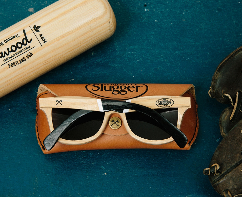 Louisville Slugger x Shwood 2015 Spring/Summer Collection