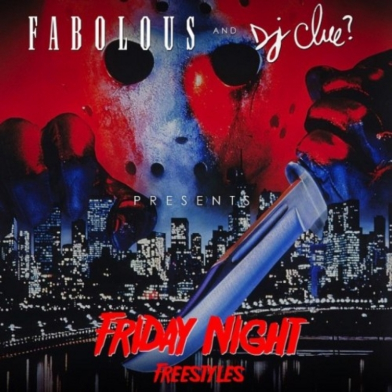 Fabolous and DJ Clue's 'Friday Night Freestyles' Mixtape