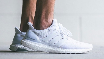 Adidas Ultra Boost Porsche White