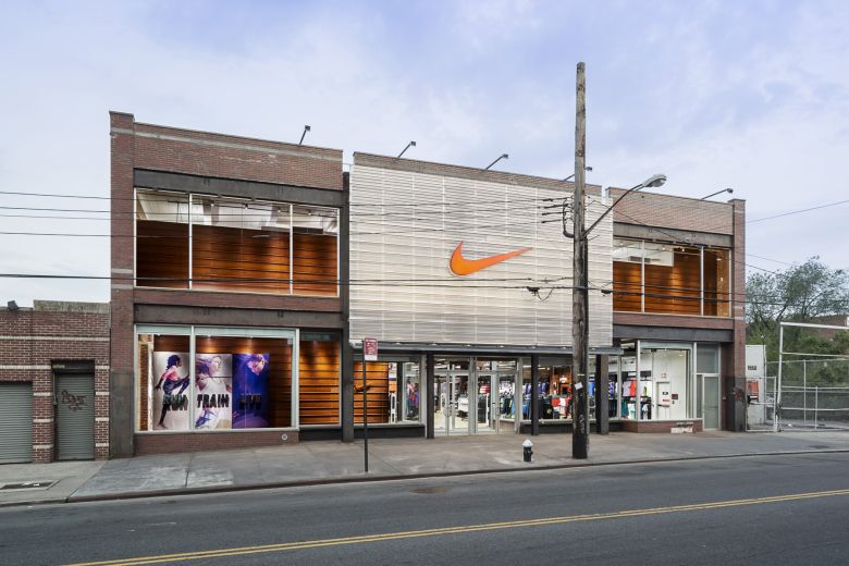 Nike Opens First New York Community Store in Flatbush