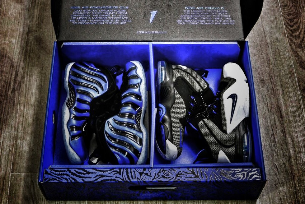 NEW NIKE PENNY PACK