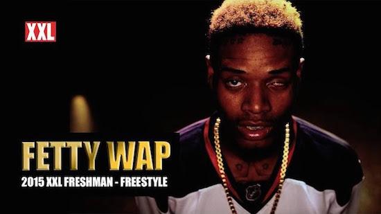 Fetty Wap – XXL Freshmen Freestyle