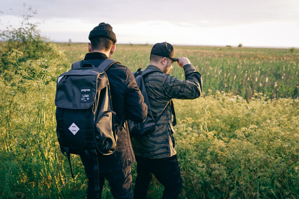 LRG X JANSPORT BACKPACK COLLECTIONTheDropnyc
