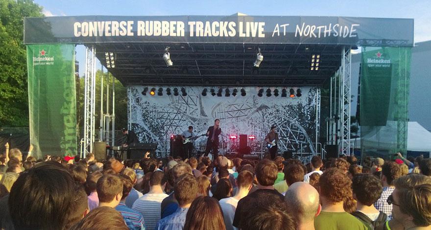 Brooklyn's Northside Music, Innovation, Film and Art Festival
