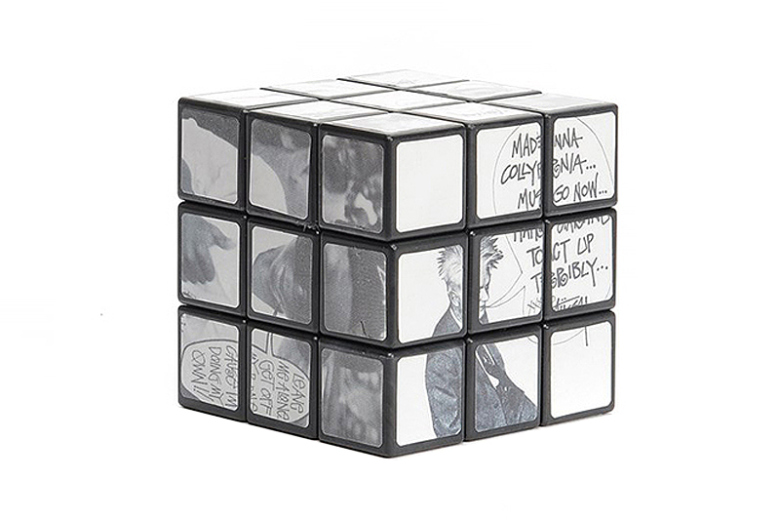 Photo Image Cube From Stussy