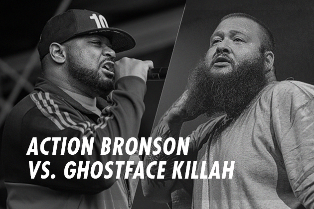 What You Need to Know About Action Bronson's Feud With Ghostface Killah
