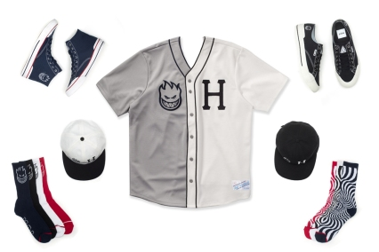 HUF X SPITFIRE CAPSULE COLLECTION